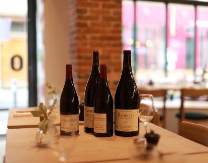 Boissons diversifiées Vins Rouge Italiens et Français